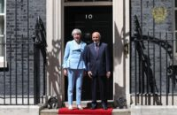 UK PM May Reiterates Support for Afghan Peace, £170m Aid Announced for Afghanistan