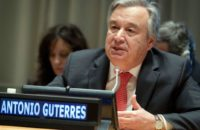 UNSG: To Be Lasting, Peace in Afghanistan Must be Based on Broad Consensus