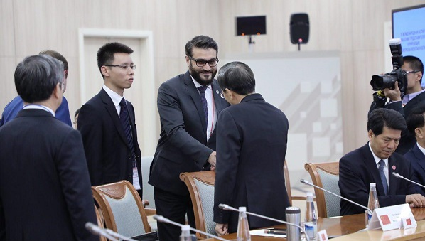 NSA Mohib at Ufa: Our People Need to be Recognised for Their Resilience and Sacrifices for the Region's Stability