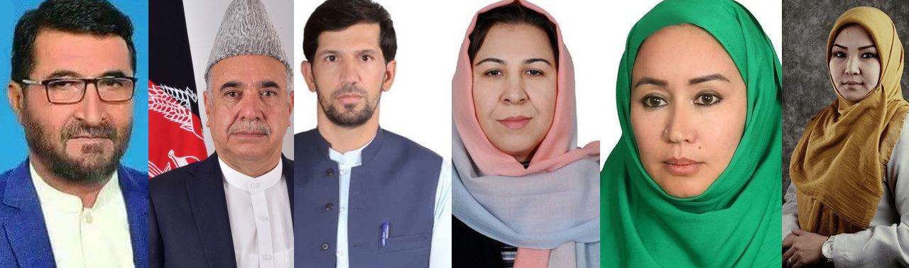 Elected Faces of Afghan House of Representatives (33); Path of 13 Lawmakers from Kabul, Herat, Faryab, Kandahar, Helmand, Logar and Nangarhar Provinces