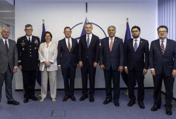 NATO Plenary Meet: ANA Trust Fund a Priority