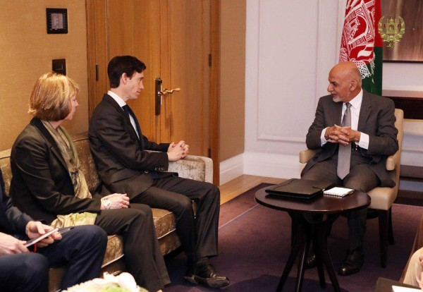 Britain To Grant £130m to Afghanistan