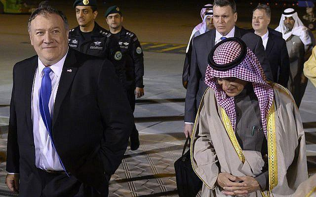 US Secretary of State Visits Jeddah to Consult Allies Regarding Iran