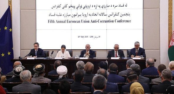 Ghani: Efforts Towards Peace Getting Better Day by Day