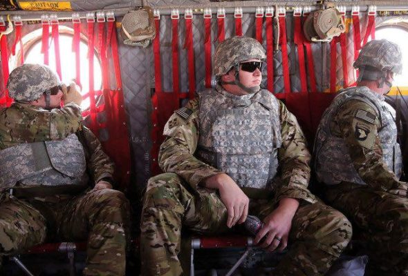 """Majority of US Military Veterans Don't Think Afghan and Iraq War Were """"Worth Fighting For"""": Survey"""