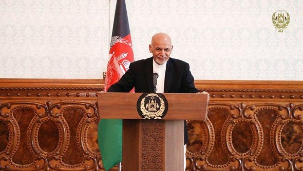 President Ghani:  Administrative Complex Will be Built in 27 Provinces