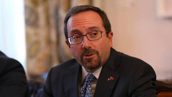 US Ambassador Bass: Candidates Must Follow Afghan Rules During Campaigning, Afghans Demand Transparent Elections