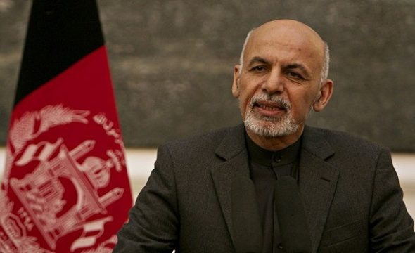 President Ghani: Taliban's Attacks Did Not Divide Us, Our Need and Demand is Peace
