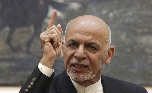 Ghani: Taliban Can't Get Privilege in Peace Talks by Targeting Civilians