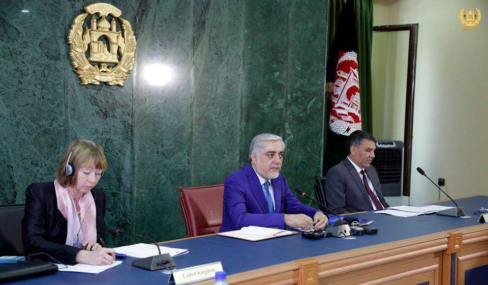 CE Abdullah Calls Police to Remain Impartial in the Presidential Election