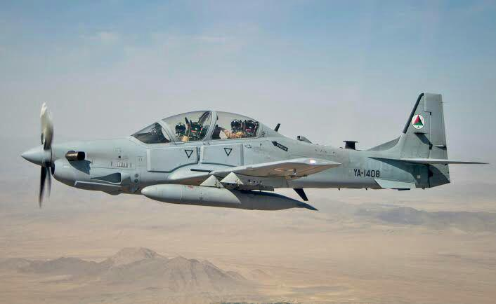 Pentagon Report Points to Shortcomings in Afghan Air Force