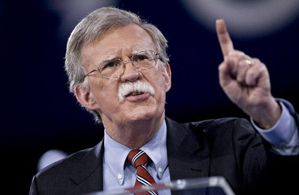 US NSA Bolton Reportedly 'Sidelined' By Trump Admin on Afghanistan