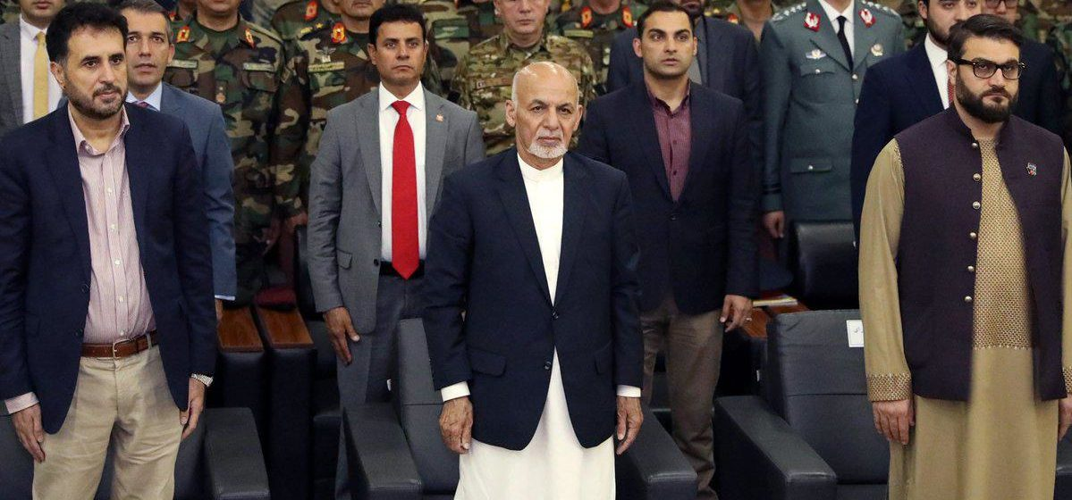 President Ghani: Any Peace Agreement Which Doesn't Protect Identity & Sovereignty of Afghanistan Will be Unacceptable