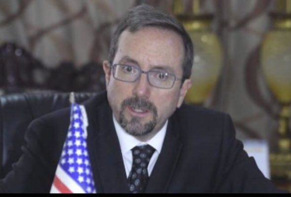Afghan Peace 'Highest Priority' For US: John Bass