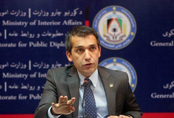 """Taliban Must Accept Our Demands And We Demand Peace"": Sediq Sediqqi"