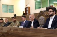 Ghani to Security Forces: Until Peace is Achieved, Strongly Fight Against Any Kind of Threat