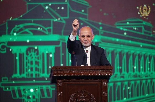 This Celebration is Important to Tell Enemies that We Rise Always: President Ghani During I-Day Speech