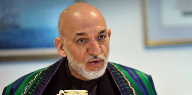 Former President Karzai Calls on Taliban to Stop the War, Expresses Doubts Over Presidential Election Fairness
