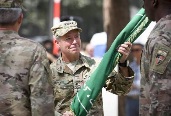 Gen Miller: Resolute Support Mission Operations Continue Against Taliban