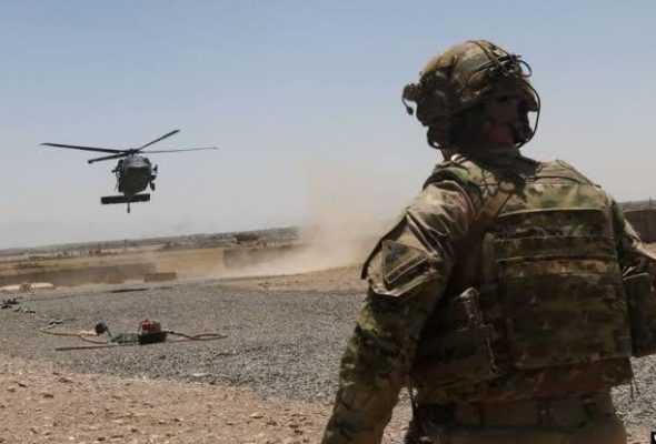 NATO Identifies Soldiers Killed In Afghanistan Combat operations