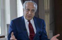 Khalilzad Briefs Members Of US Congress