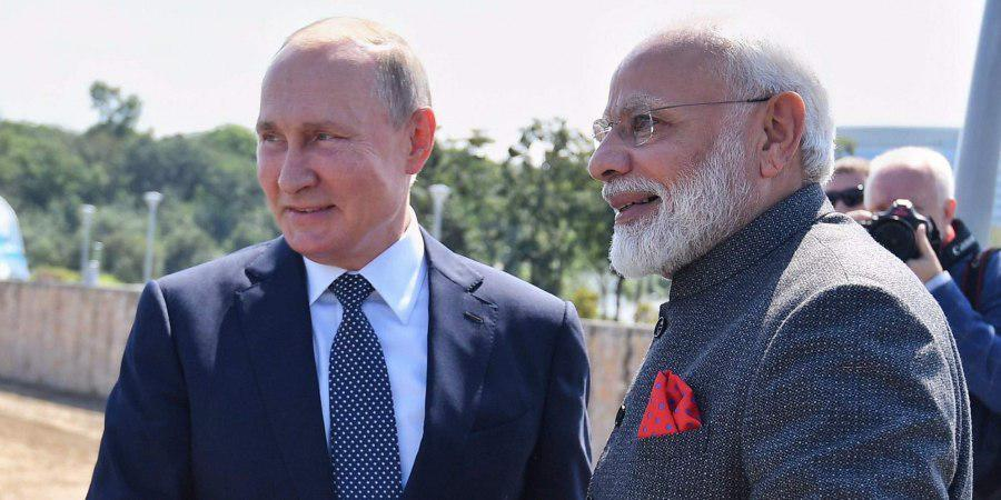 India-Russia Supports All Efforts For Inclusive Peace
