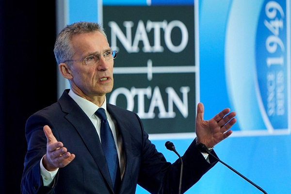 NATO Discusses Its Future Role In Afghanistan, Supports A Political Solution