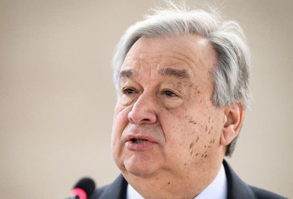 ISIS Remains Resilient in Afghanistan: UN Chief