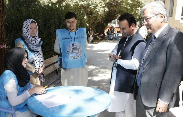 International Community Welcomed Afghan Presidential Election