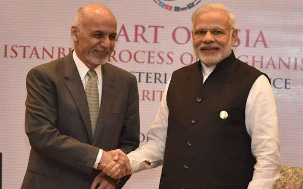 India Largest Regional Contributor to Afghan Reconstruction: Congressional Report