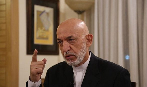 Election A Threat To Peace: Ex-President Karzai