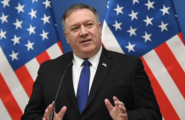 Pompeo Says US Forces to Not Leave Afghanistan Without Peace Deal