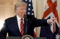 US Hit Taliban 'Harder Than Ever Before': Trump