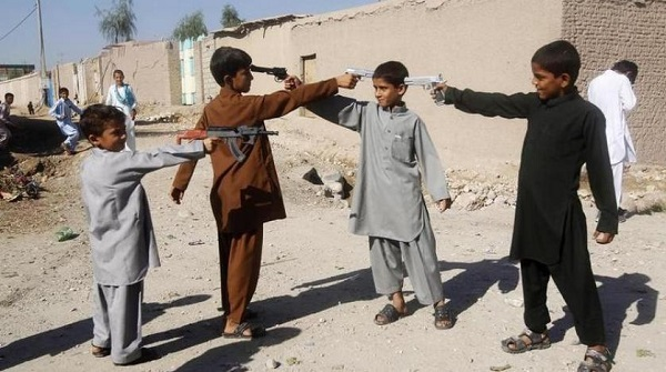 Every Afghan Child Affected By War in 19 Years of Conflict
