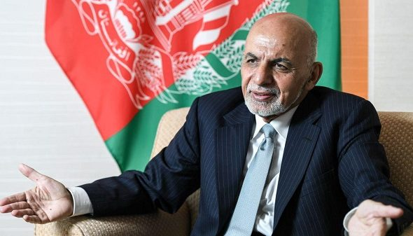Ghani Wants Direct Talks With Taliban, If Reelected