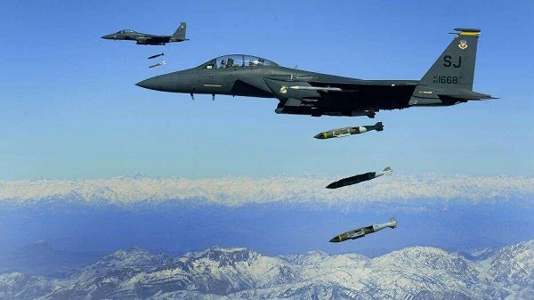 US Dropped More Bombs in Afghanistan Last Month Than Any Time Since 2010