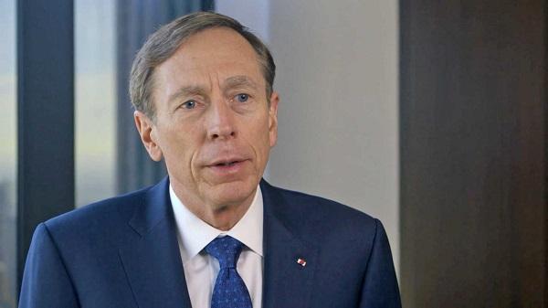 Taliban Should Break Links With International Terrorism: Petraeus