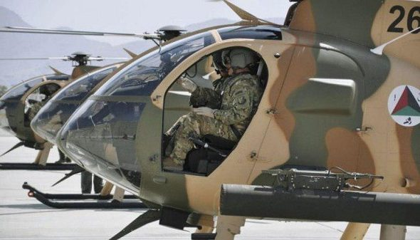Afghanistan Orders Additional MD 530F Helos