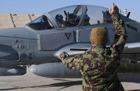 Afghan Air Force Underusing US-Provided Aircraft, Training: US Watchdog