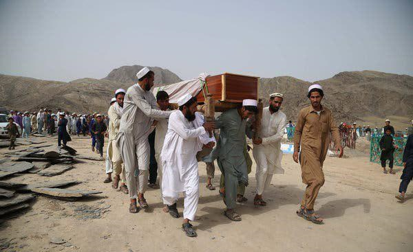 Civilian Deaths in Afghanistan Triple This Summer: SIGAR
