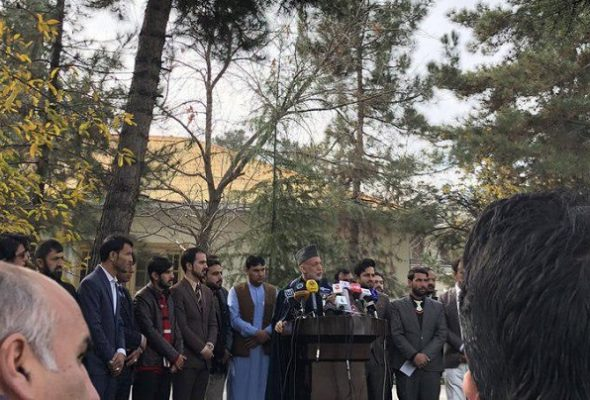 Freedom of Expression & Democracy Threatened, Violated in Afghanistan: Karzai