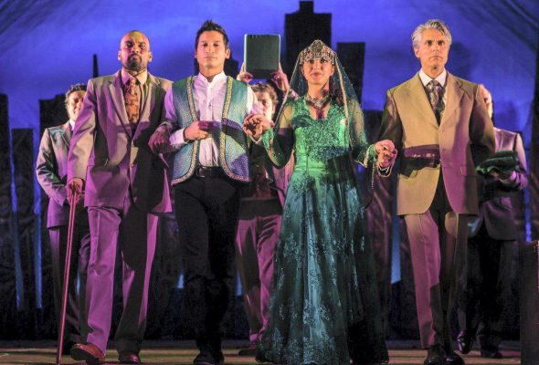'The Kite Runner': Heart-Wrenching Afghan Drama Is Coming To Dubai Opera