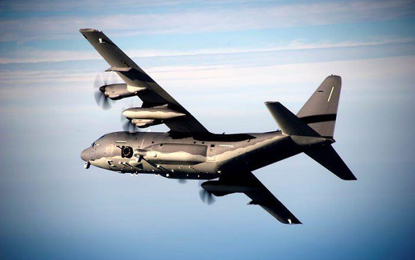 US Air Force's Upgraded AC-130 Gunship is Working Overtime in Afghanistan