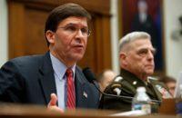 Pentagon Considers Leaving Smaller Number of Troops in Afghanistan