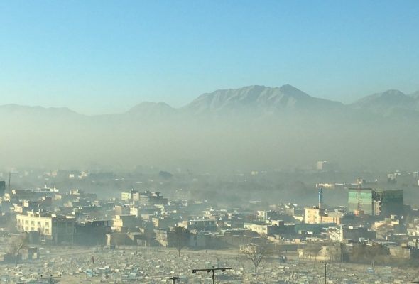 A Better Cleaner Afghanistan starting with 3 steps