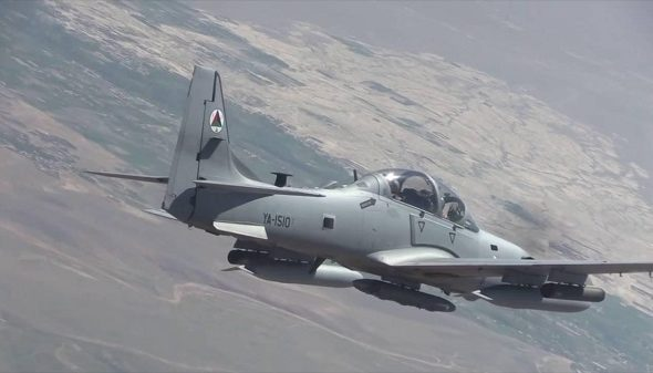 17 Taliban Killed, Wounded in Jawzjan Airstrike