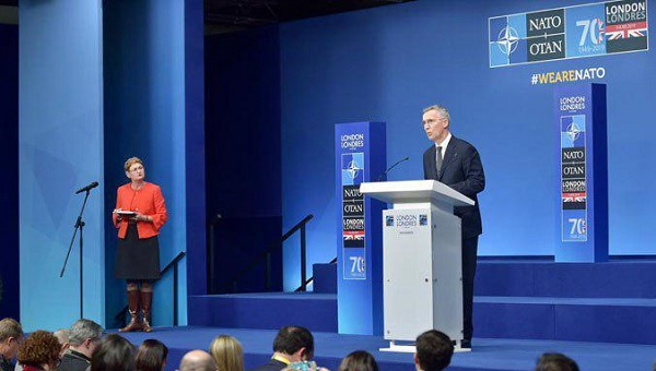 NATO Welcomed Efforts For Restarting Afghan Peace Talks