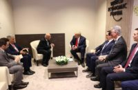 Trump Met Ghani in Davos, Stressed on Reduction of Violence