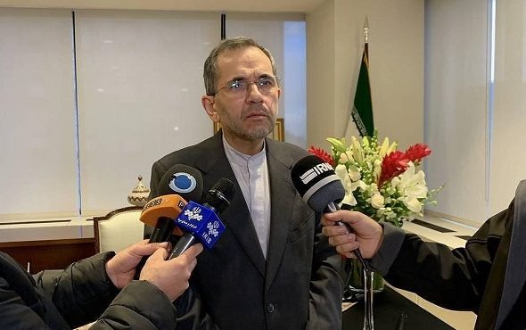 US Should Return to JCPOA for Discussion on Its Aspects: Iranian Envoy to UN
