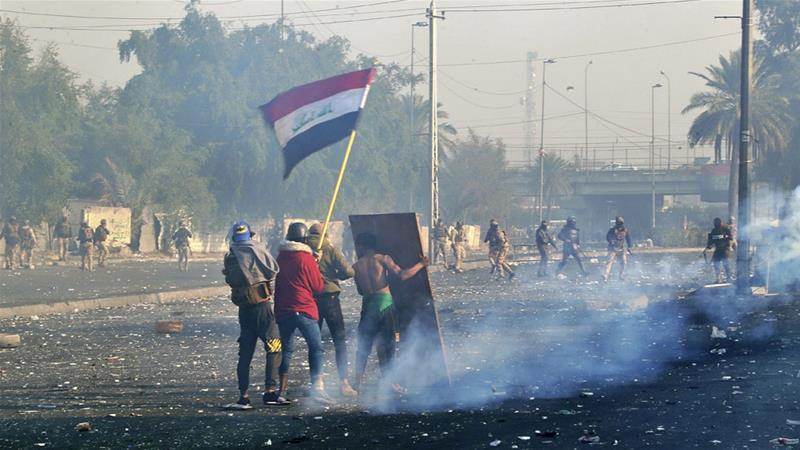 Iraqi Security Forces Kill Five Protesters: Reports